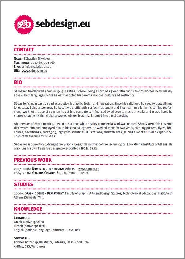 Impressive Resume Tips  Impressive Resume