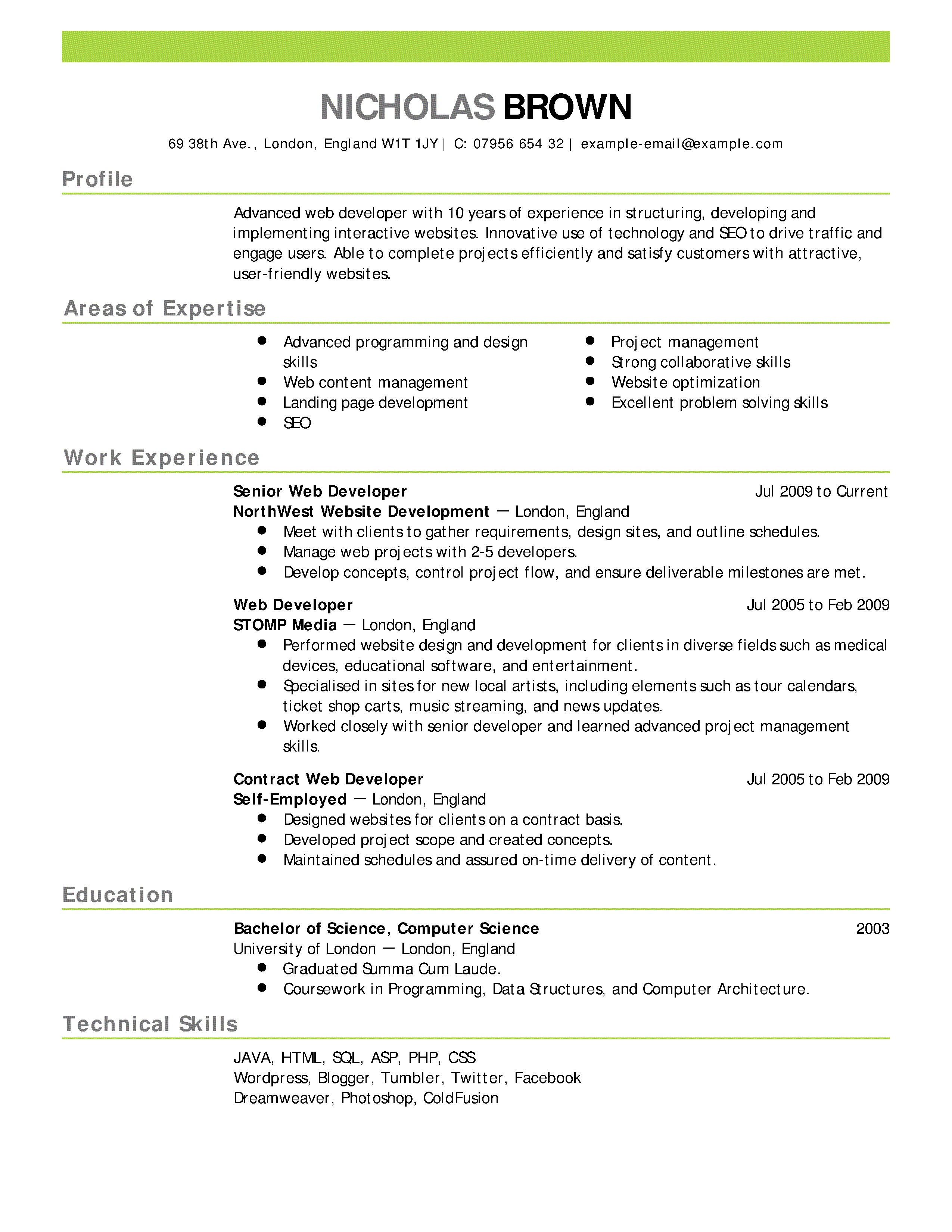 impressive resume tips impressive