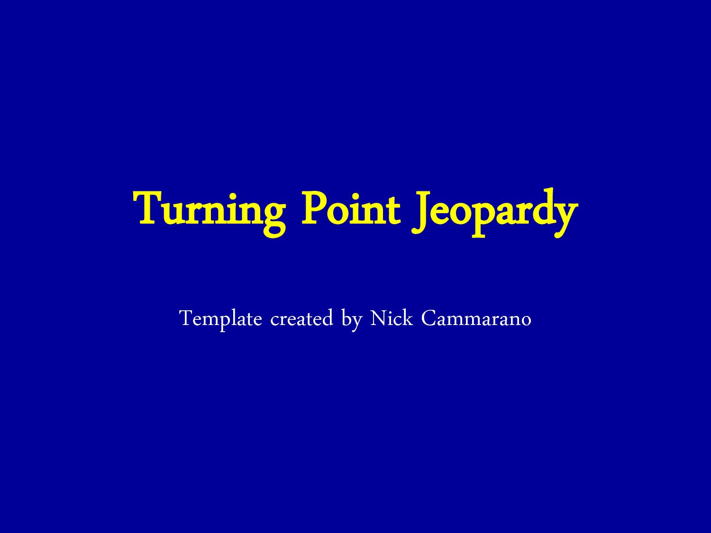 Templates jeopardy templates alramifo Choice Image