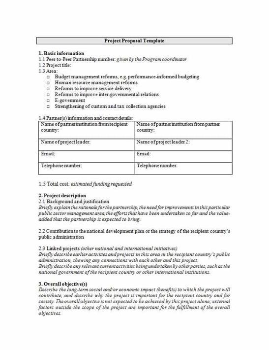 Proposal Template Obfuscata – Partnership Proposal Template