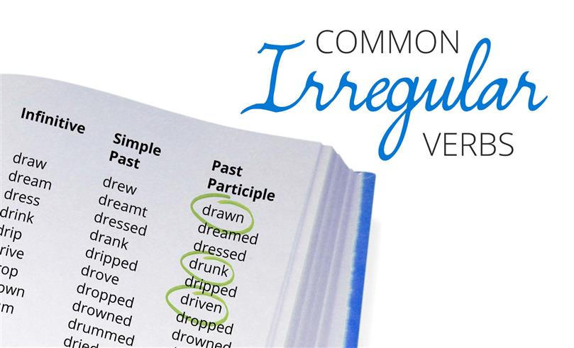 Verbs List