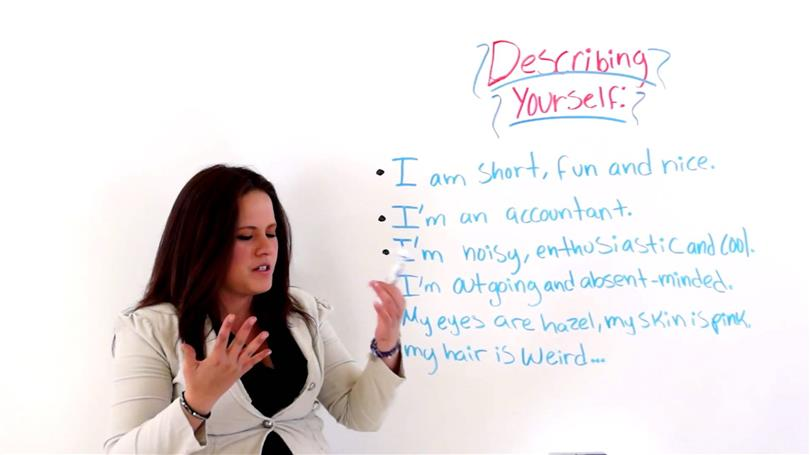 Describe yourself medical school essay