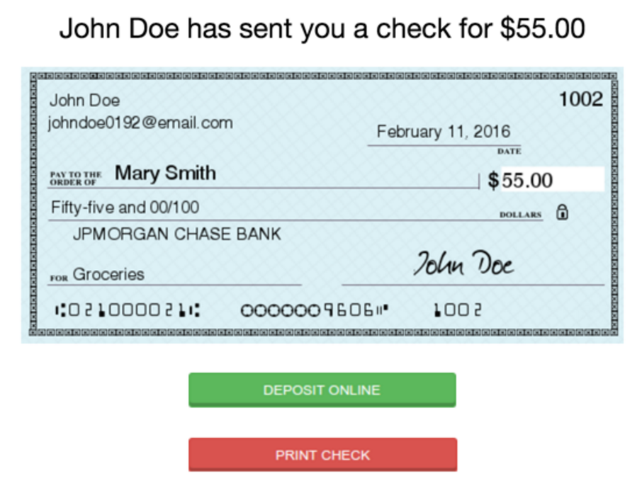 How to write a cheque with centsable shoppin