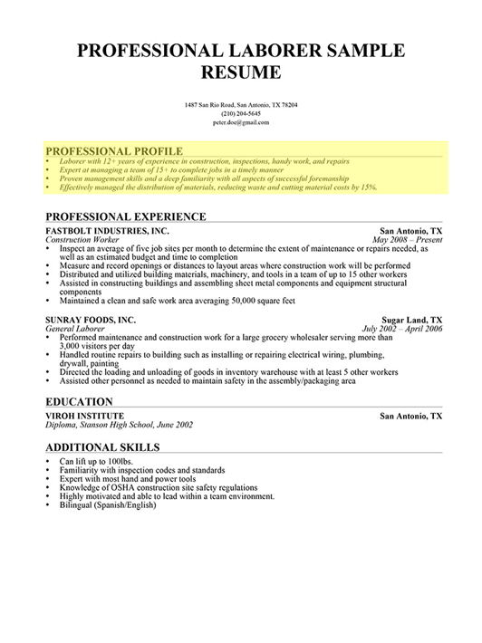 warehouse jobs resume unforgettable warehouse associate resume