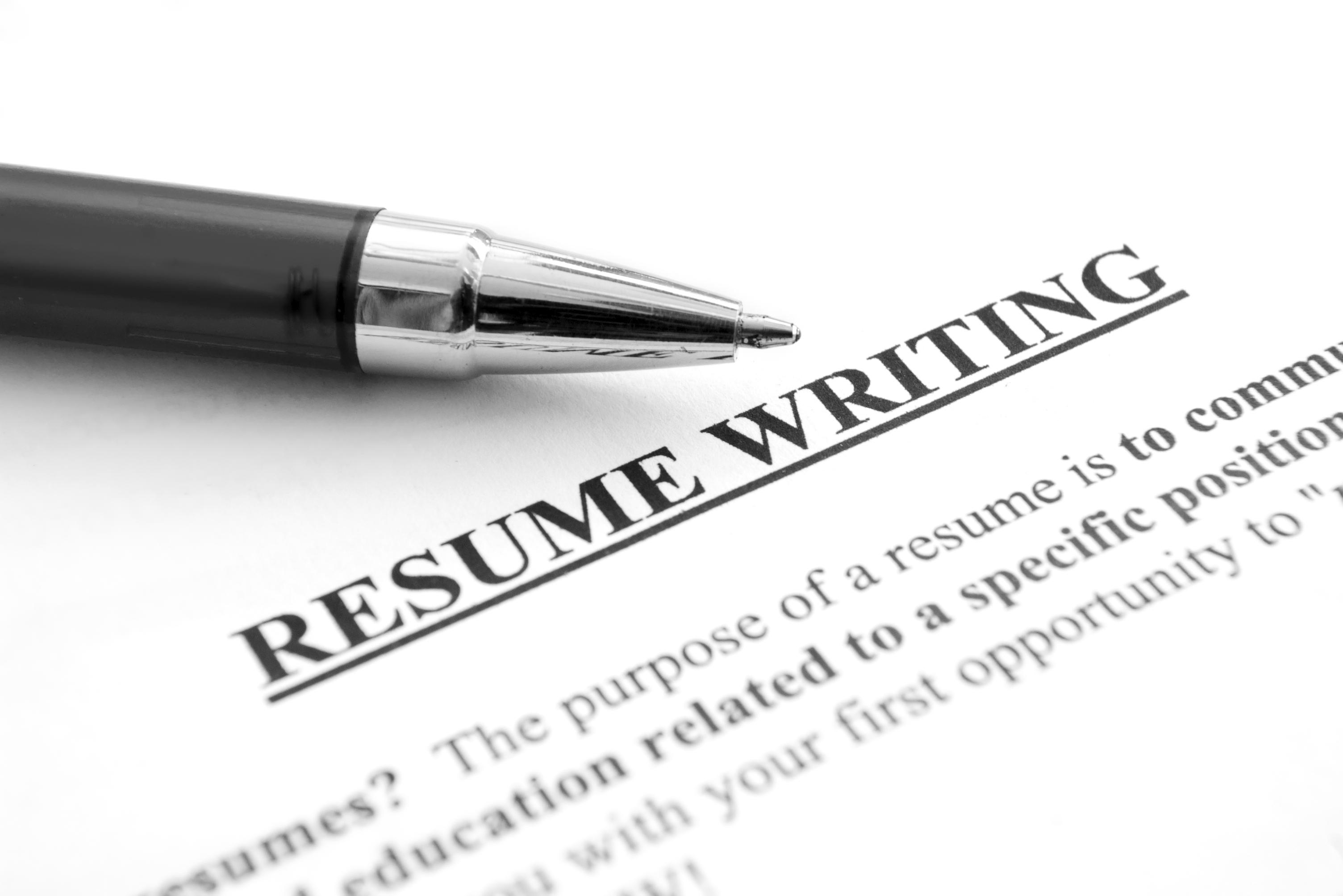 Resume writing services kalamazoo