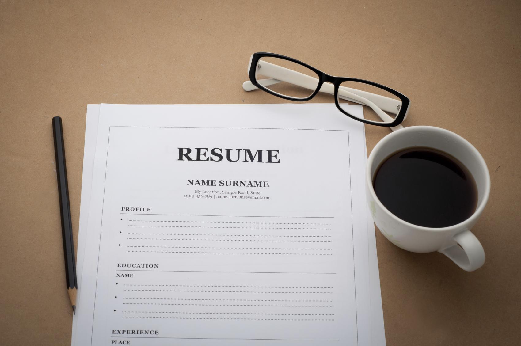 Resume Writing  Resume Writer