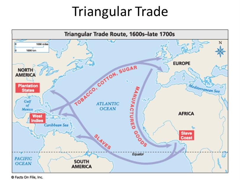 changes and continuities triangular trade Triangular trade changes & continuities wait just a minute here in order to access these resources, you will need to sign in or register for the website (takes literally 1 minute) and contribute 10 documents to the coursenotes library.