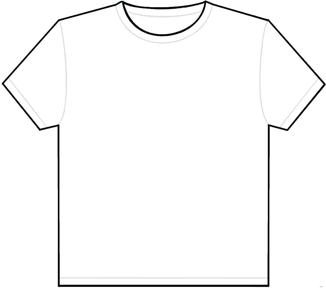 T-Shirt Template Illustrator