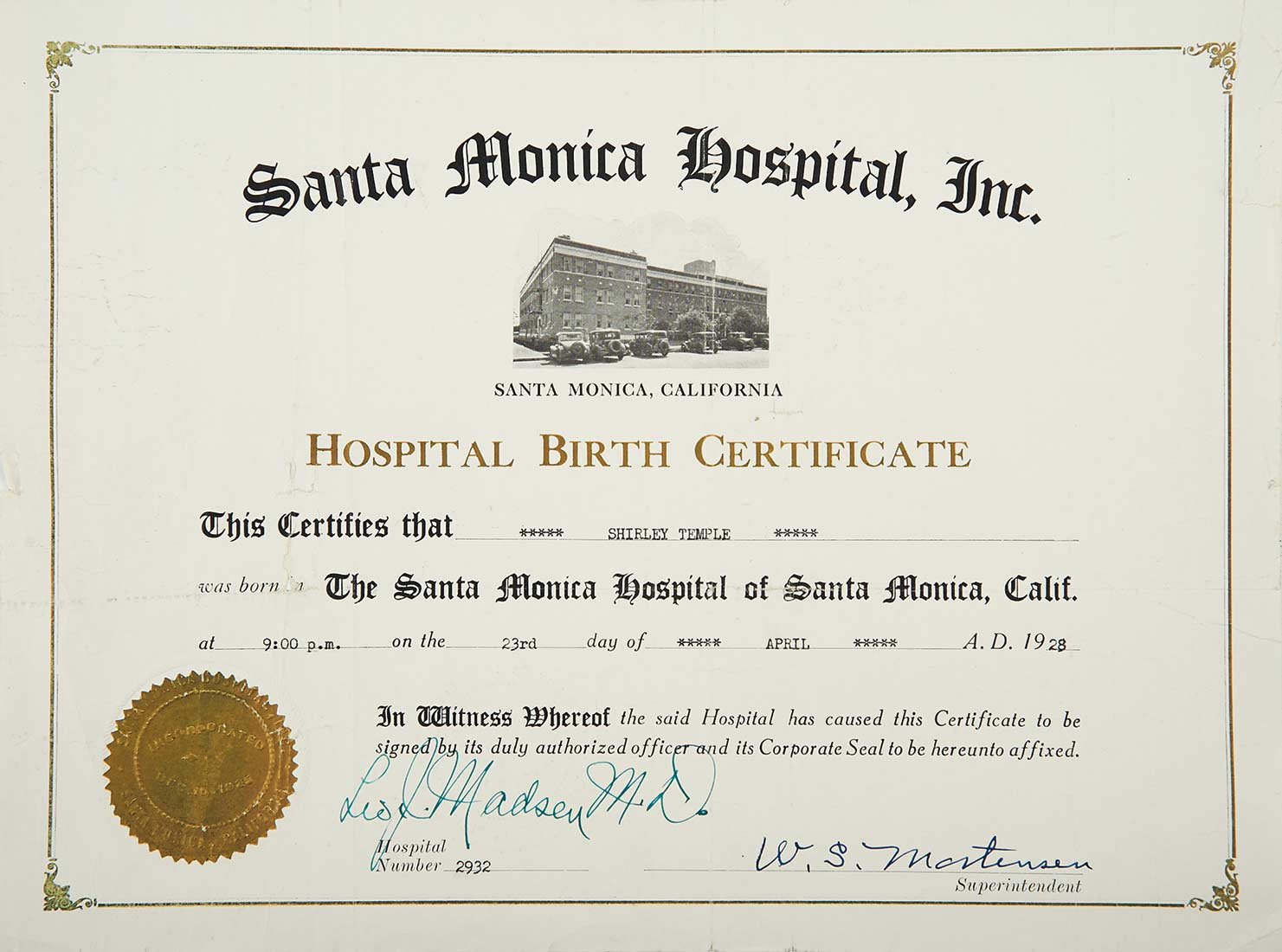What Is Birth Certificate