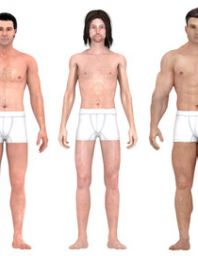 Perfect Male Body Types