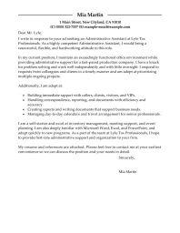 Sample Cover Letter Format for Job Application