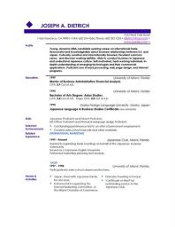How to Make a Good Resume?