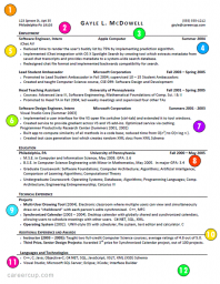 What should a resume look like