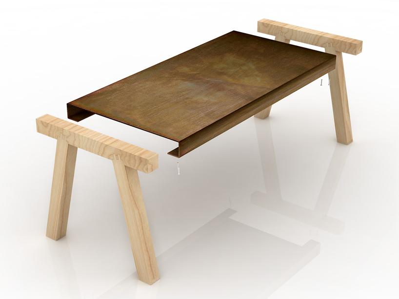 Design of Worktable