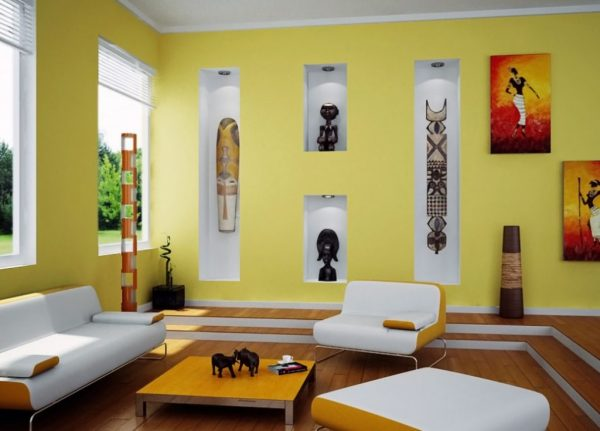 Interior Wall Colour Trends for 2017
