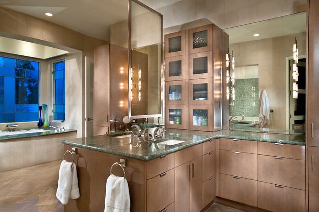 Perfect Modern Suspended Mirrors and Floor Mirrors HT01