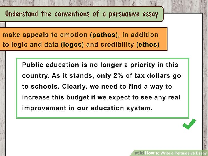Persuasiveessay