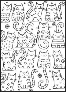 sample coloring pages for kids - photo#13