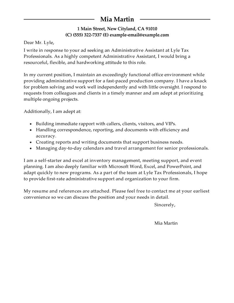 writing cover letters examples sample cover letter format for application 25841