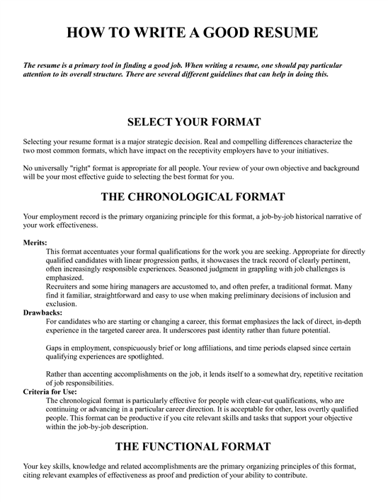 Writing a cv for academic positions retail