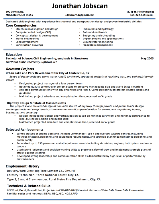 How To Make Your Resume Look Good
