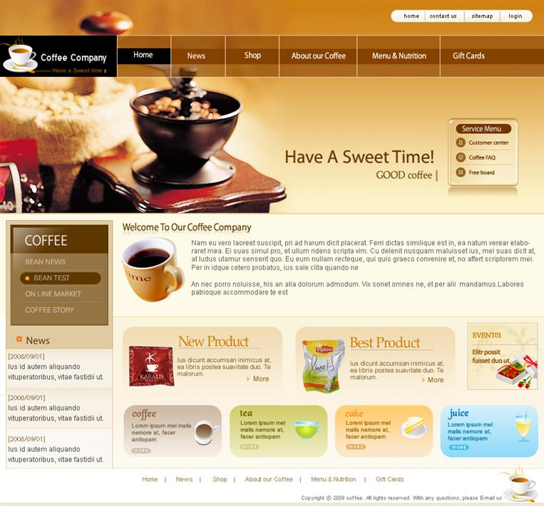 Web Design Software Best: Best Website Templates