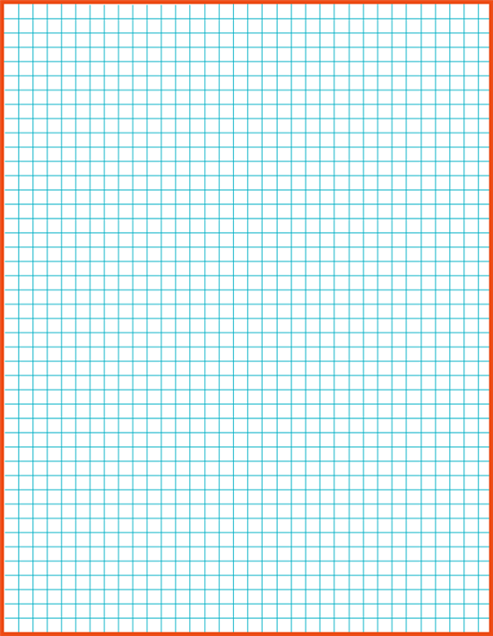 how can you print a graph paper