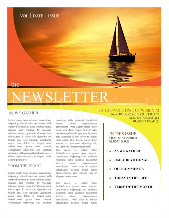 best newsletter templates