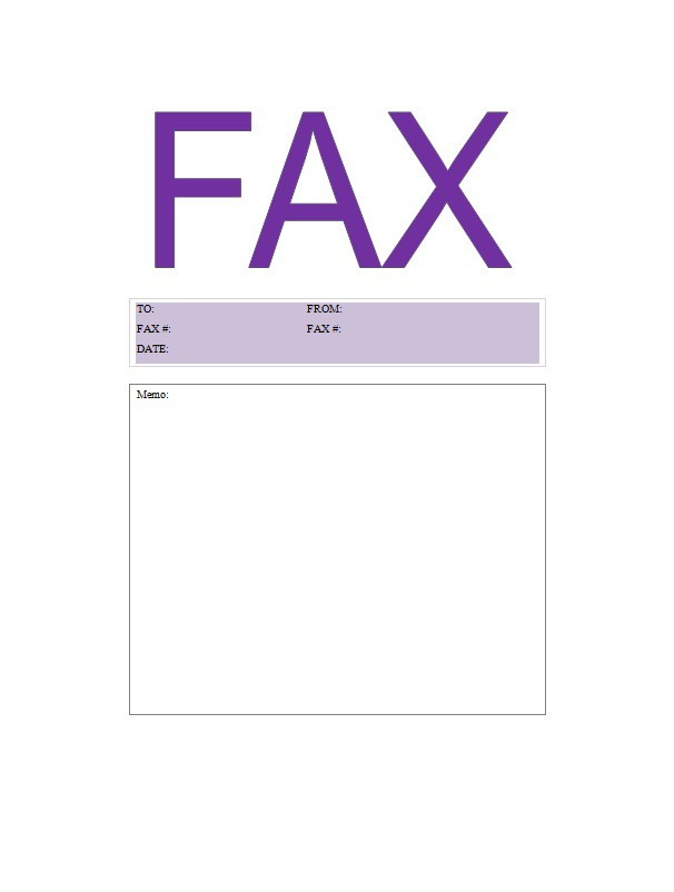 How to prepare a fax cover sheet fax cover sheet spiritdancerdesigns Choice Image